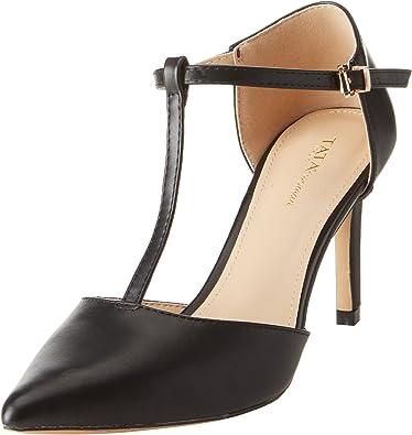 TALLA 41 EU. Tata Italia 9207a-13/E18, Zapatos de tacón con Punta Cerrada para Mujer
