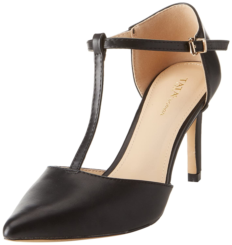 Tata Italia 9207a-13/E18, Zapatos de tacón con Punta Cerrada para Mujer