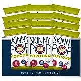 SkinnyPop Original Popped Popcorn, Individual Bags, Gluten Free Popcorn, Non-GMO, No Artificial Ingredients, 4.4 Ounce…