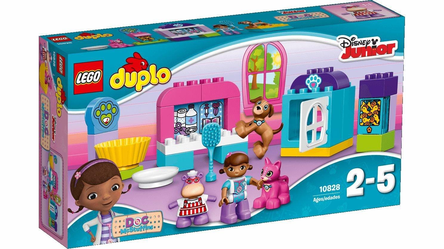 al precio mas bajo LEGO Duplo - - - Clínica Veterinaria de la Doctora (6136886)  Web oficial