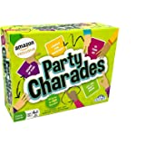 Party Charades Game (Amazon Exclusive) – Contains 550 charades – Great Family Game for 2 or More Players Ages 10 and up by Ou