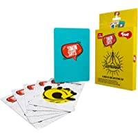 Toiing Simon Says Party Card Games for Kids  (Multi Color)
