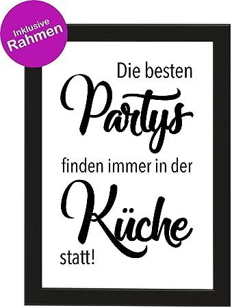 Poster für die küche  Poster DIN A4