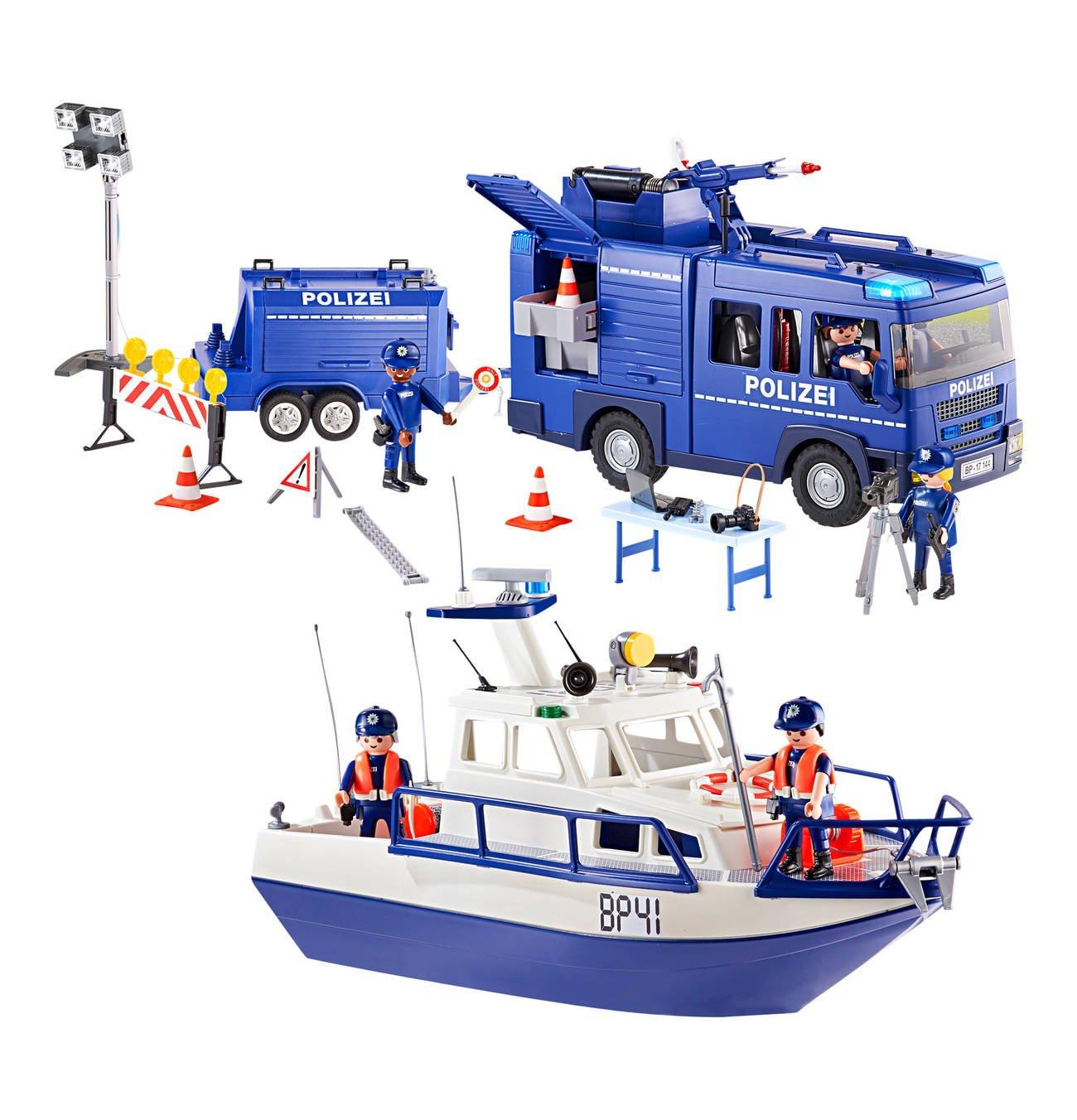 Reducción de precio Playmobil 9400 Police Fédérale – Grand utilisation.