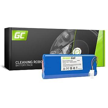Green Cell® Batería de Aspirador para Samsung Navibot VC-RL52VB (Ni-MH celdas 3.5Ah 14.4V): Amazon.es: Hogar