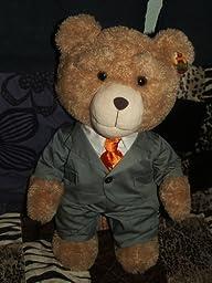 T623 TED Plüsch Stofftier Teddy Bär aus dem Film 60cm mit