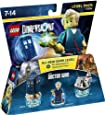 Figurine 'Lego Dimensions' - 12th Doctor - Level Pack Doctor Who : Level Pack