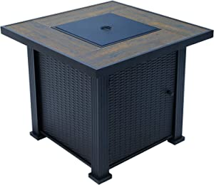 Propane Fire Pit Table, 30