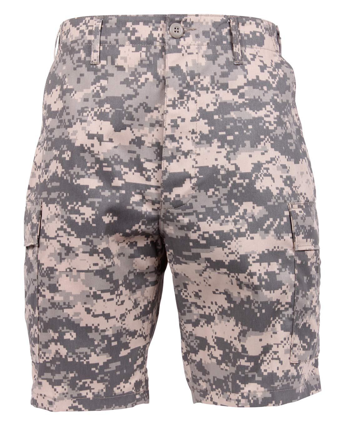 Rothco Digital Camo BDU Shorts, ACU Digital Camo, 3XL