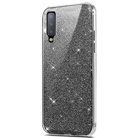 Funda Compatible con Samsung Galaxy A7 2018 Carcasa 360 ...