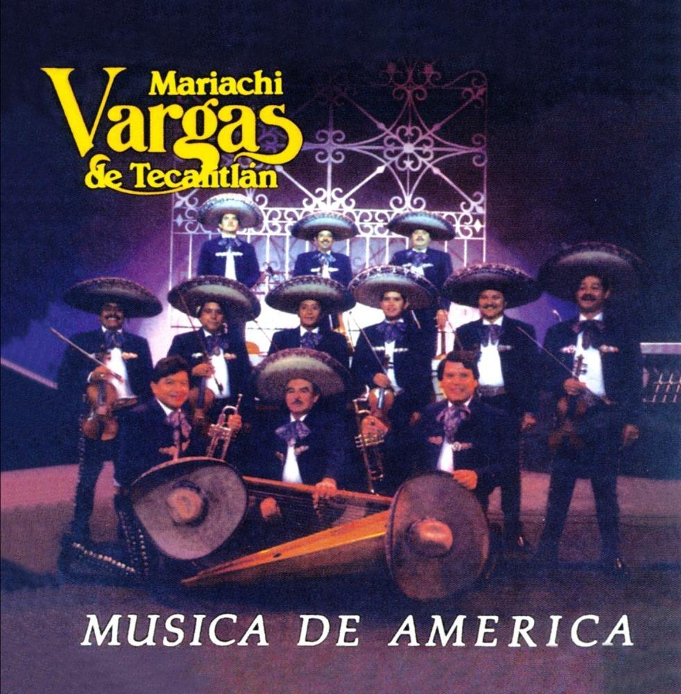 Musica de America by Warner Music Latina