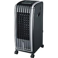 Schallen Portable Modern 6.5L 4-in-1 Air Cooler, Fan Heater, Air Purifier & Humidifier - BLACK