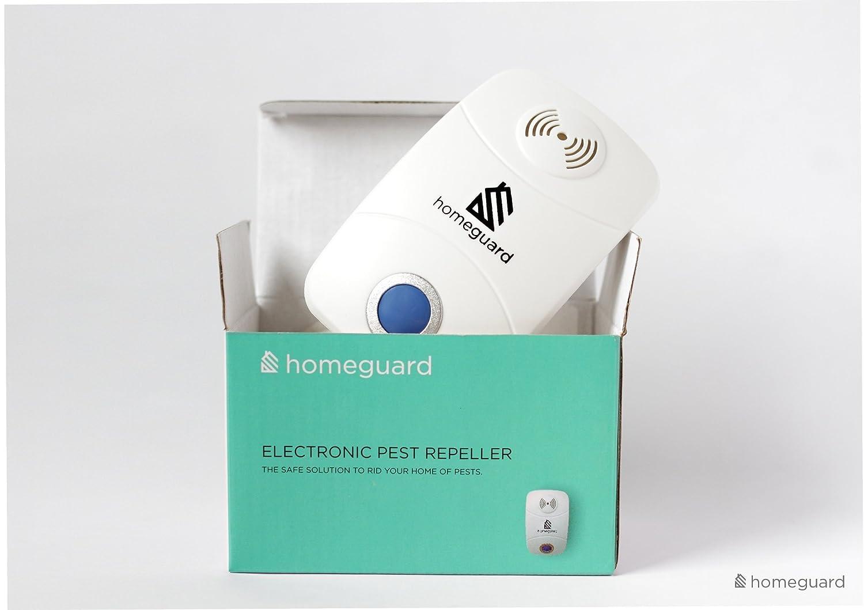 Amazon.com : New 2017 Ultrasonic Pest Repeller - Repels Rats, Mice ...