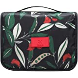 HiDay Hanging Toiletry Organizer Travel Makeup Bag for Women