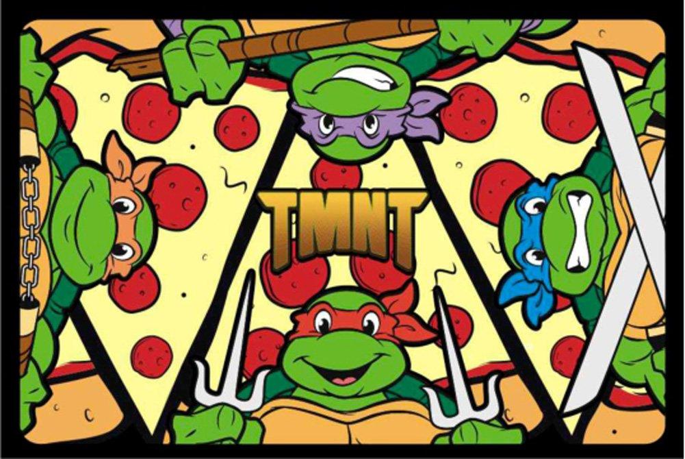 Amazon.com : Teenage Mutant Ninja Turtles Buckle-Down TMNT ...
