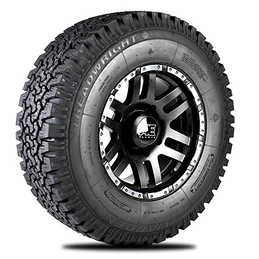 Review TreadWright WARDEN A/T Tire