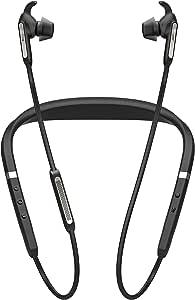 Jabra Elit 65e Ses Engelleyici Özellikli (ANC) - Tek Dokunuşlu Amazon Alexa Özellikli Kulakiçi Kablosuz Blueooth Kulaklık  - Titanyum Siyahı