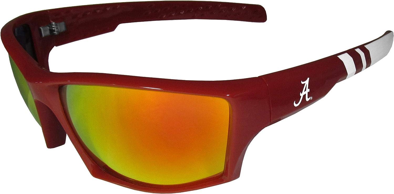 Siskiyou LSU Tigers Edge Wrap Sunglasses