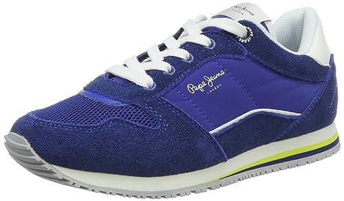Pepe Jeans Sydney Color, Zapatillas para Niños: Amazon.es: Zapatos y complementos