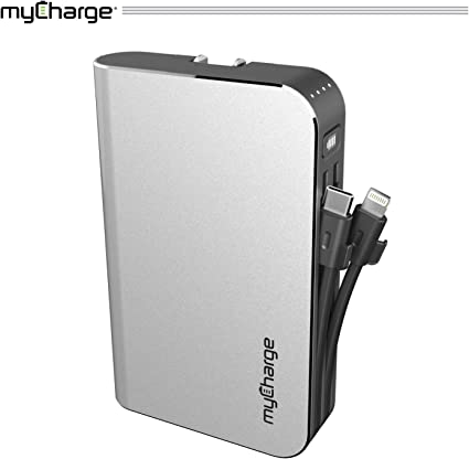 Amazon.com: myCharge Portable Charger Power Bank - HubMax ...