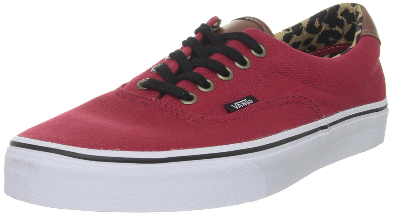 Vans U Era 59 - Zapatillas Mujer 41 EU|C&l Red/Leopard