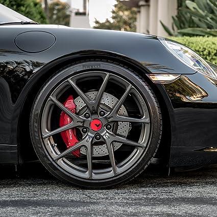 """19"""" Inch Vorsteiner V-FF 101 Carbon Graphite Wheels Rims Only Set of 4"""