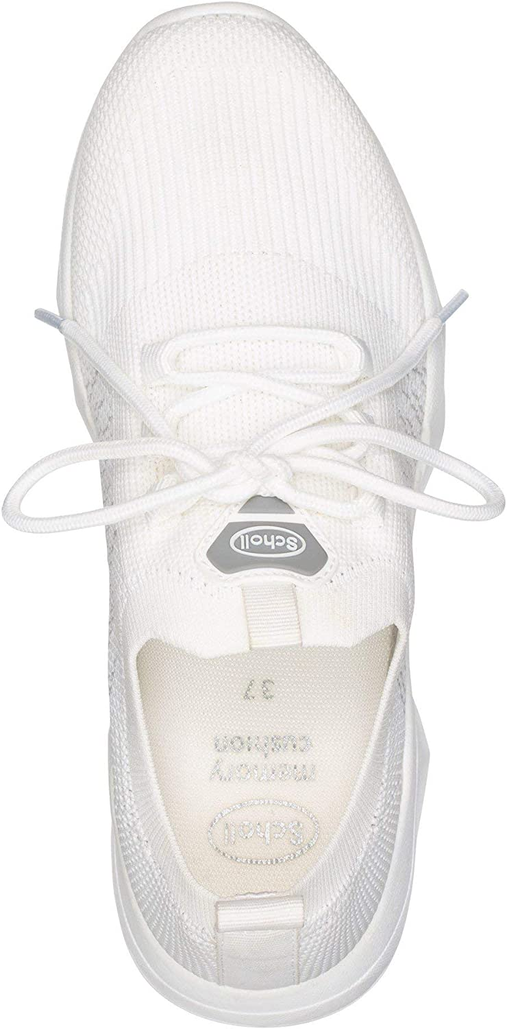 Scholl Sneakers Freedom Laces Bianco 0vQMvt