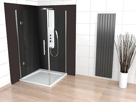 Kera bagno doccia retro parete posteriore rivestimento piastrella
