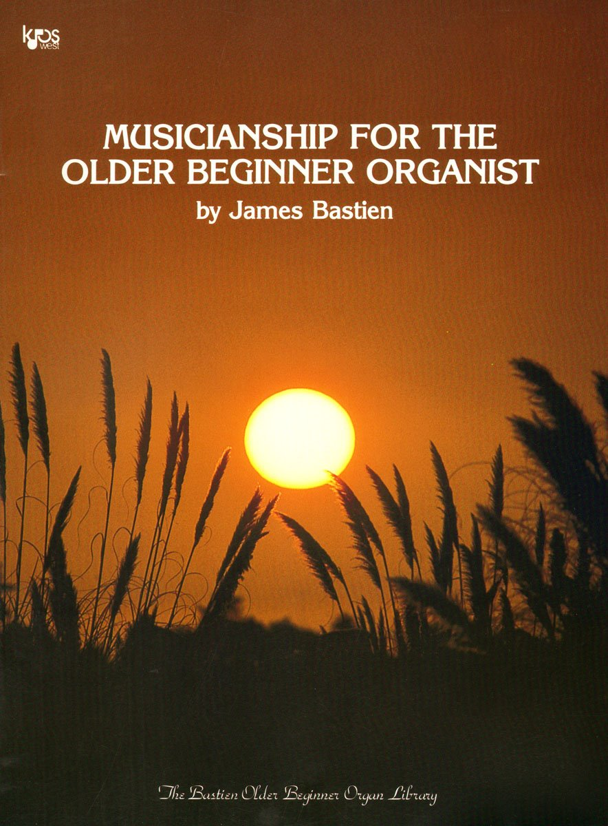 wr3 musicianship for the older beginner organist level 1