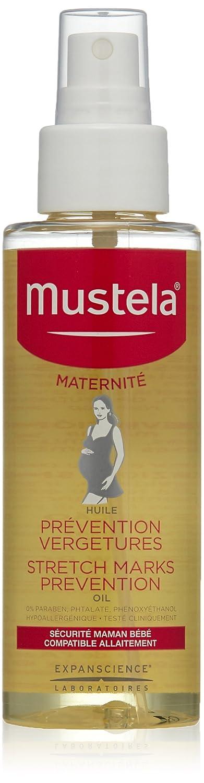 Mustela Maternité Huile Prévention Vergetures 105 ml MUSMUSC73027476