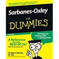 Sarbanes-Oxley For Dummies Second Edition