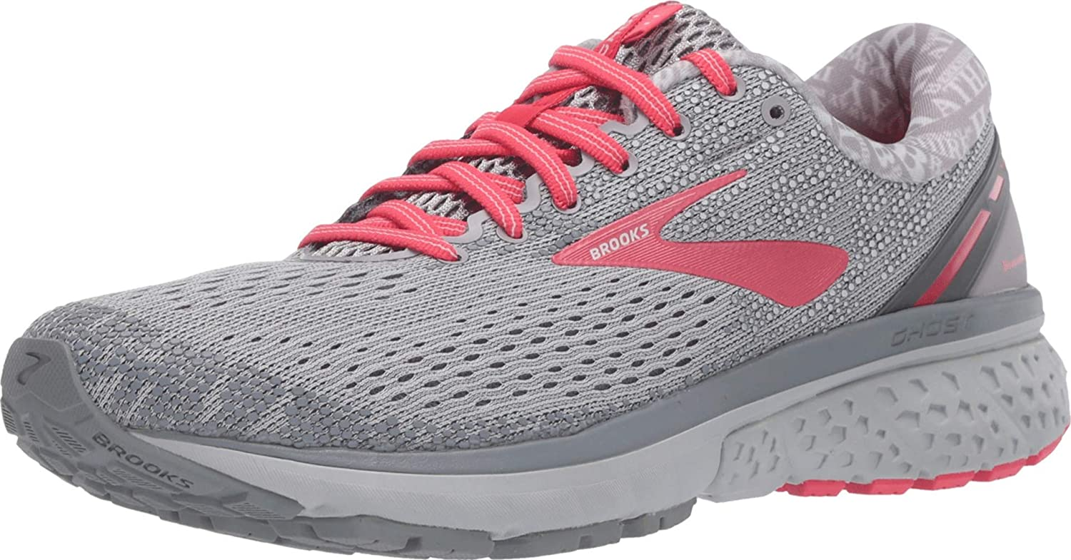 Brooks Ghost 11 Alloy/Pimer/Teaberry