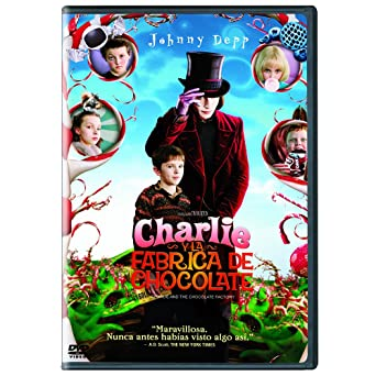 Charlie Y La Fabrica De Chocolate Charlie And The Chocolate Factory Movies Tv