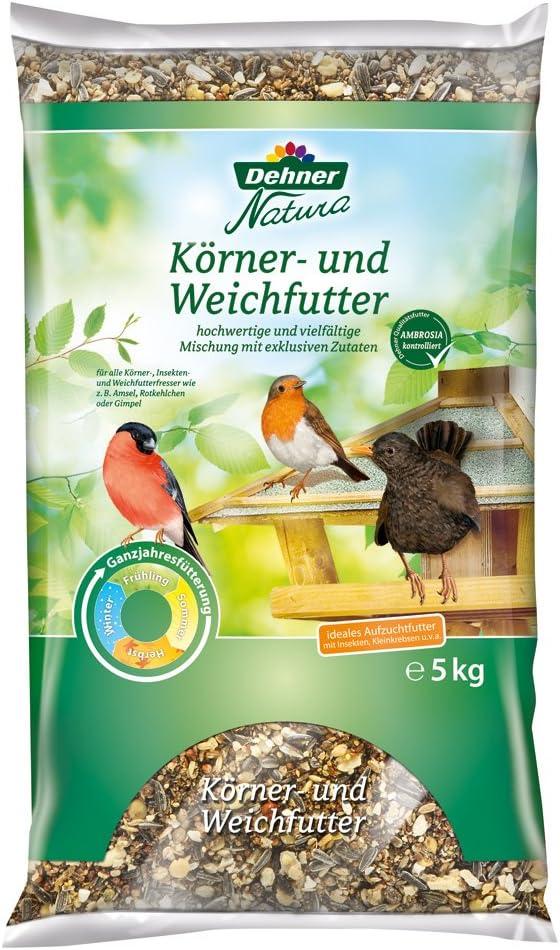 Dehner Natura - Comida para Aves Silvestres, 5 kg