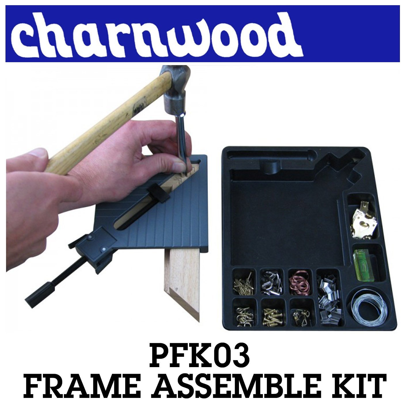 New Charnwood PFK03 Kit No3 Picture Framing