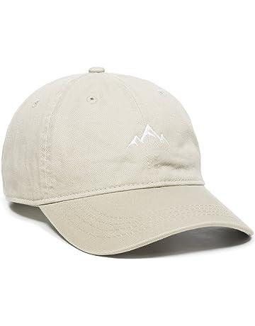 c10824a40a504 Outdoor Cap Mountain Dad Hat - Unstructured Soft Cotton Cap