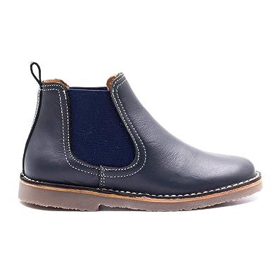 info pour b1553 fbd43 Boni Benoit - Chaussure Enfant Cuir Bleu: Amazon.fr ...