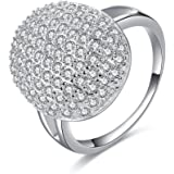 LUREME Twilight Eclipse Bellas Engagement Ring Prop Replica (rg001818)