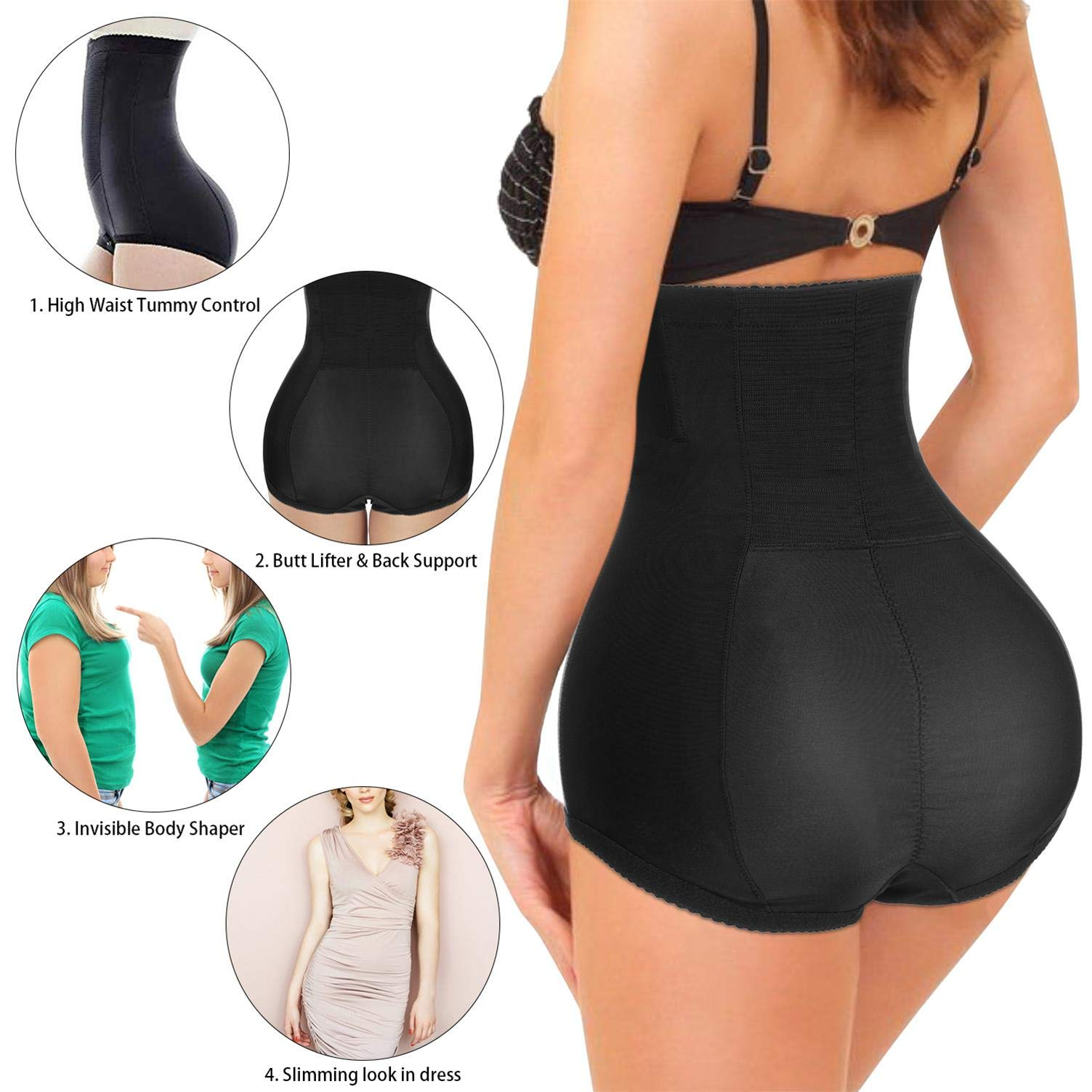 f6d7bee2e3 BRABIC Postpartum Girdle High Waist - TiendaMIA.com