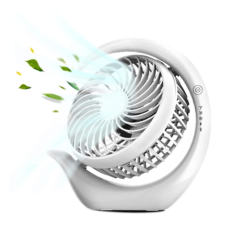 best Portable Battery Powered Fan