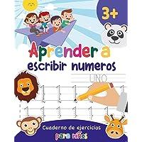 Aprender a escribir números: Aprender a escribir los