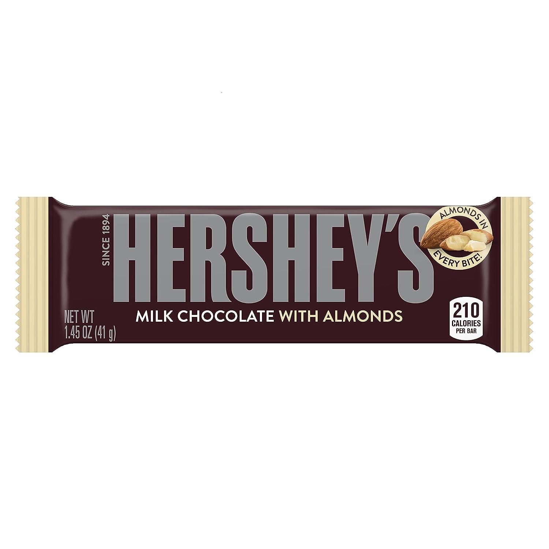Hersheys Almond Bar almond hershey