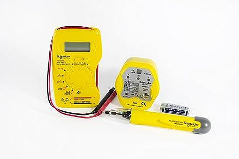 Schneider Electric Rapitest IMT23011 DIY Multi-Meter Kit