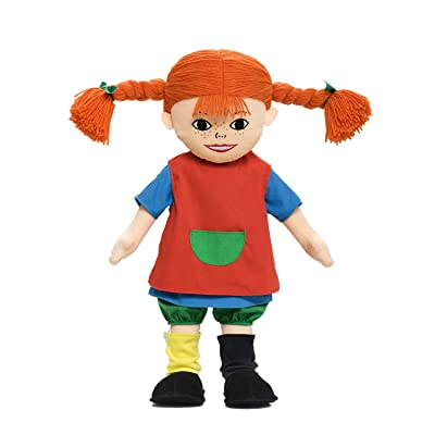 """Lundby Pippi & Friends Pippi Doll, Large/7"""": Toys & Games"""
