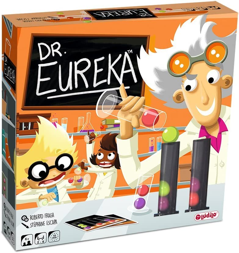 Eureka Kids- Dr. Eureka, Miscelanea (80406): Amazon.es: Juguetes y juegos
