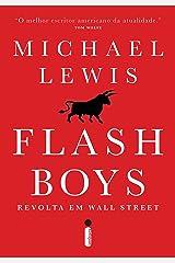 Flash Boys: Revolta em Wall Street (Portuguese Edition) Kindle Edition