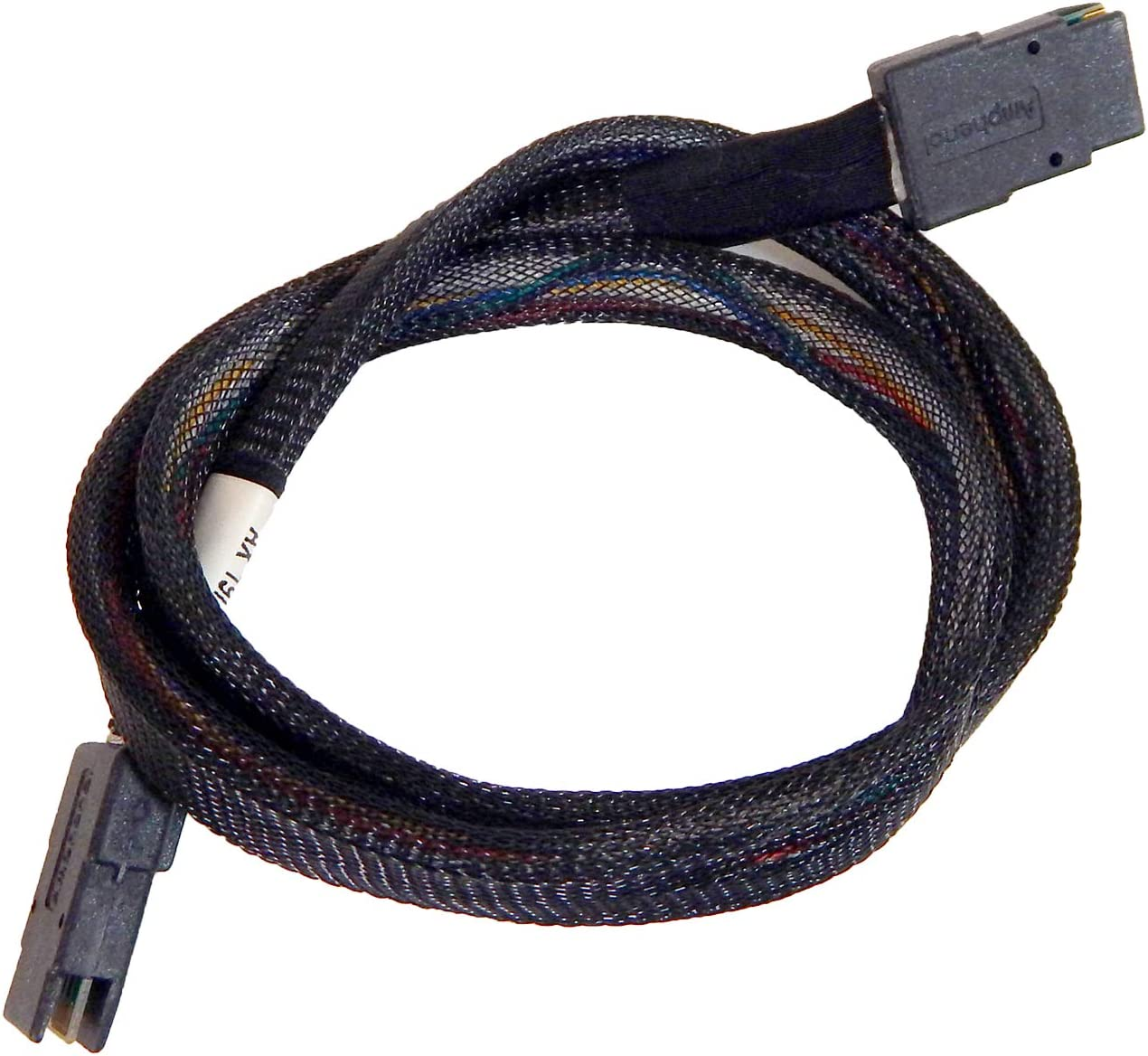 HP 28in Straight Mini-SAS to Mini-SAS Cable 498425-001 493228-005