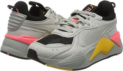 PUMA RS-X Master, Zapatillas Unisex Adulto, Gris (Glacier Gray Black), 36 EU: Amazon.es: Zapatos y complementos