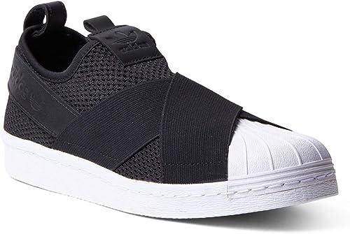 adidas Chaussures pour Hommes Superstar Slip on en Tissu