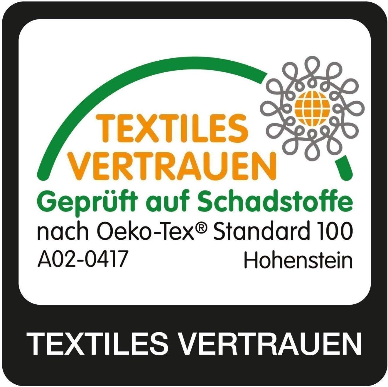 Schlafmond Aloe Vera Cosimo Frottee Bezug 40 x 140 cm f/ür Seitenschl/äferkissen